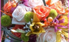 The more information you can provide the better your florist will be ...