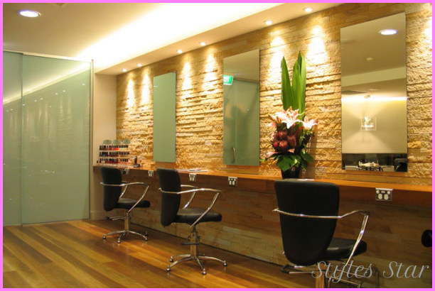Japanese Style Hair & Spa Interior Design Ideas - Hairu Hair ...