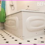 How to Make Your Own Bath Panels - AO Life