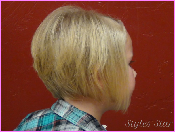 Line Bob Haircut For Girls | Boys and Girls Hair Styles