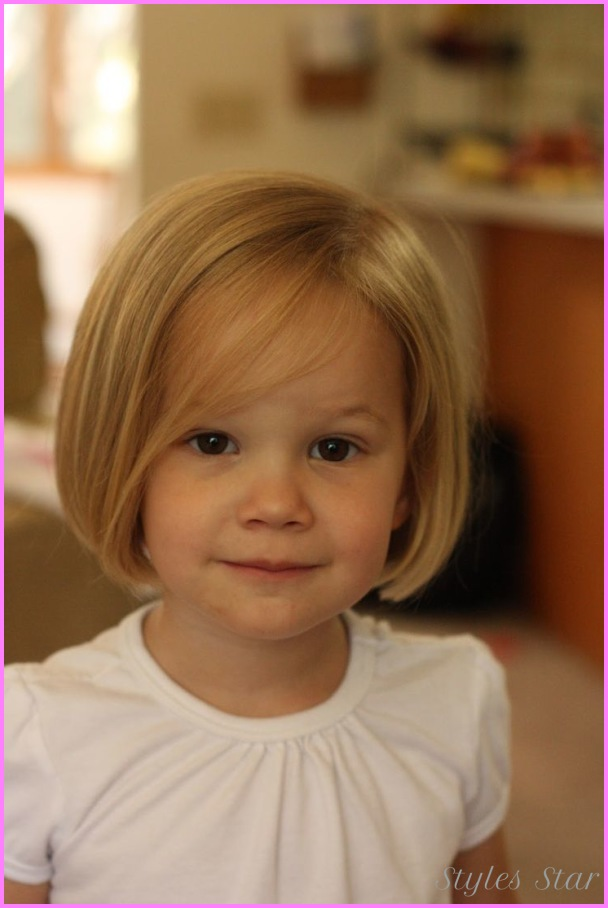Little Girl Bob Haircut | Little Girl haircuts | Pinterest