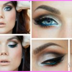 10 Green Eyes Makeup Ideas For Spring - StyleFrizz