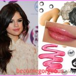 Celebrity Inspired Holiday Makeup Ideas
