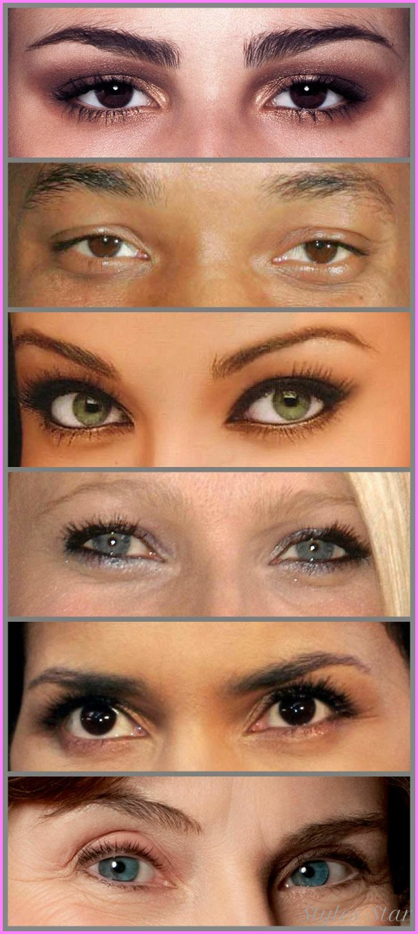 BEAUTY - Eyes (Upturned & Almond Shaped) on Pinterest | Rihanna, Megan ...
