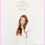 The 5 Minute Face Beauty Tutorial - Once Wed