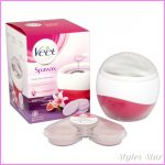 Veet Spawax Kit Purple Lily & Sugar Fig