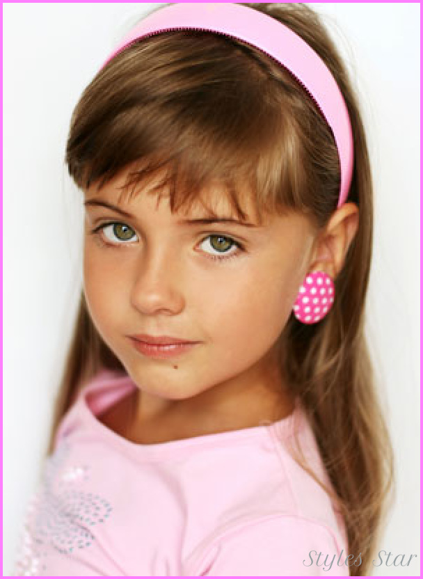 Kids Haircuts Little Girls Stylesstar Com