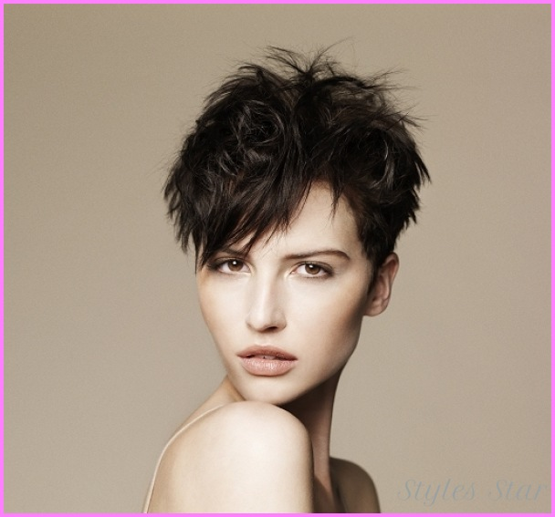 pixie haircut for oval face shape pixie haircut for oval faces stylesstar 3958 | pixiehaircutforovalface7