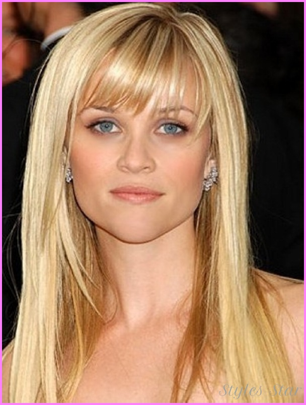 Cute Haircuts For Long Hair With Bangs And Layers Stylesstar