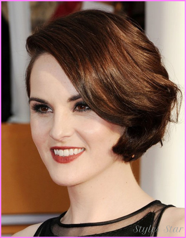 Dressy hairstyles for short hair _9.jpg