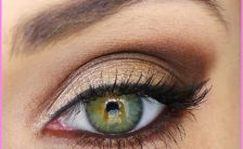 10 Best Makeup Ideas For Green Eyes _2.jpg