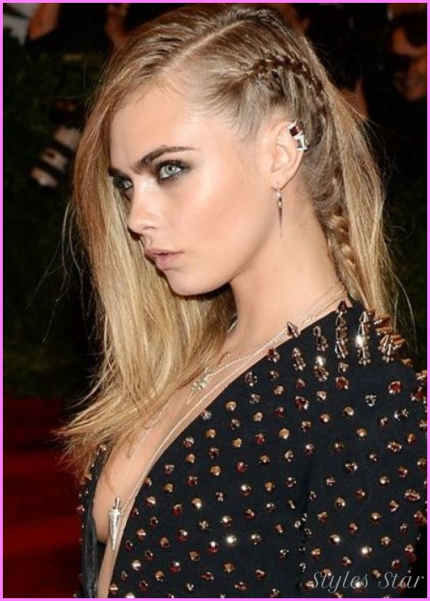 Braided On One Side Hairstyles _20.jpg