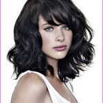 Curly Bob Haircuts For Round Faces