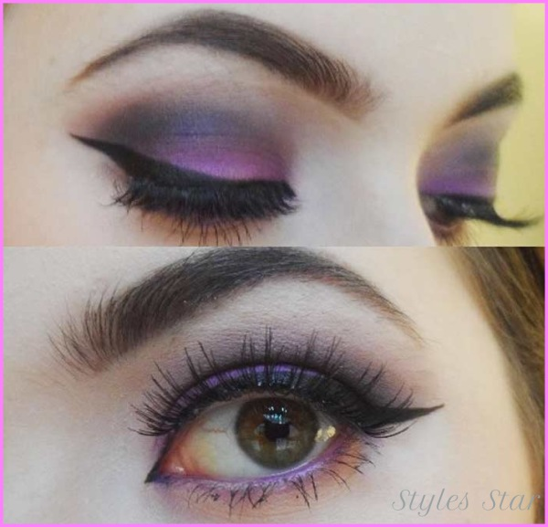 Eye Makeup Ideas For Hazel Eyes Stylesstar