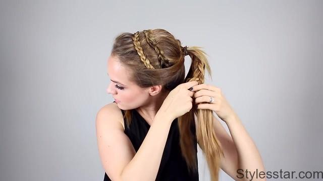 quick-beautiful-goddess-bun--ponytail-option 20