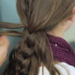 Stacked Braids _ Cute Girls Hairstyles_HD720 12