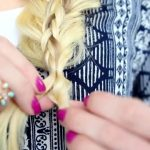 Stacked Side Braid _ Cute Girls Hairstyles_HD720 8
