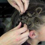 The Bow Braid _ Popular Hairstyles _ Cute Girls Hairstyles_HD720 13
