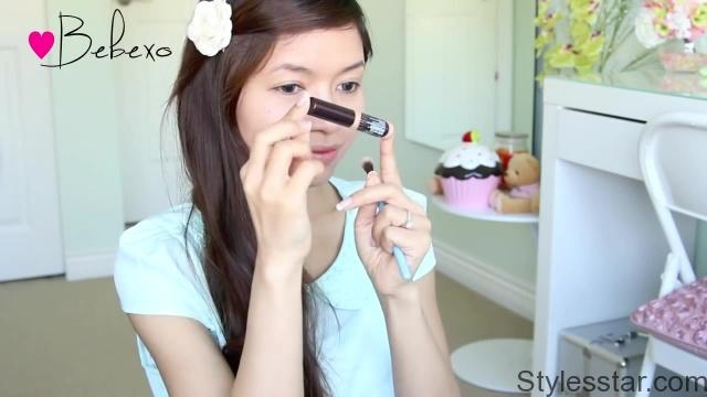 get ready with me spring makeup tutorial outfit 05