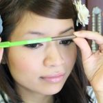 how to fill in sparse eyebrows tutorial 10