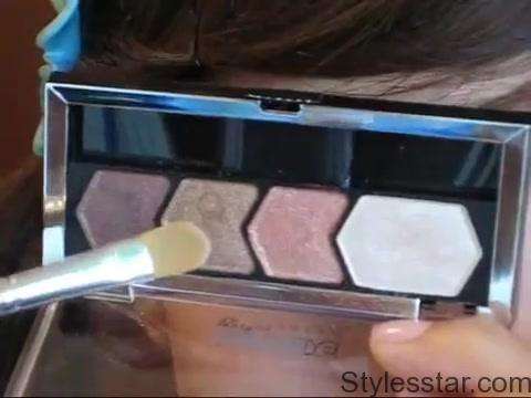 maybelline copper chic makeup tutorial360p 21