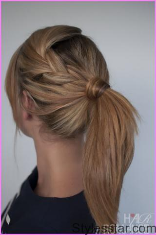 Super Easy Braided Ponytail Hairstyle_0.jpg