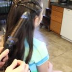 Super Cute Birthday or Communion Hairstyle (25)