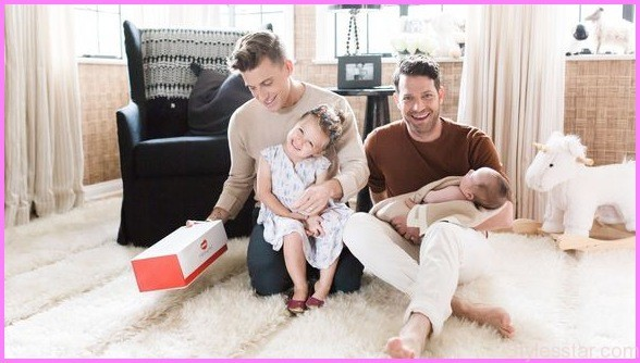 Nate Berkus & Jeremiah Brent Reveal Who Is The Diaper Daddy In Their Perfect Family Of Four