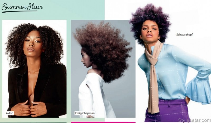 Afro Hairstyles: We Love and Styling Tips